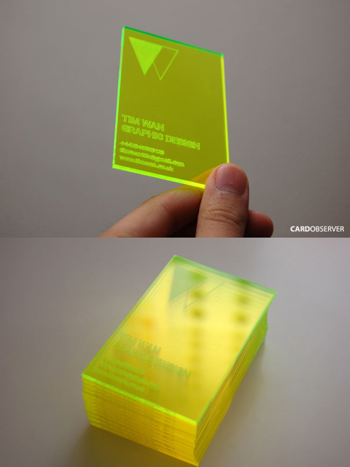 Orchard cork business cards designed by spring advertising a laser cut colourmoves